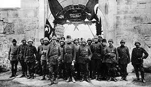 Ottoman Germany Turkey Enters Ww1 Illustrated News