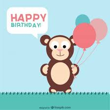 Birthday Card Ai Happy Birthday Card Vector Free Vector Download In Ai Eps