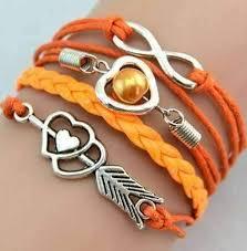 love braid bracelet images Clearance forever love handmade braided leather friendship jpg