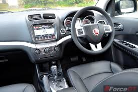 fiat freemont interior fiat freemont review 2013 fiat freemont lounge dashboard forcegt com