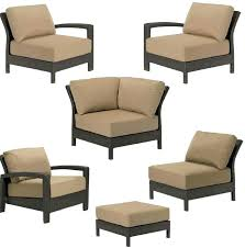 Patio Furniture Cushions Replacement Outdoor Furniture Cushions Replacement And Replacement Cushions