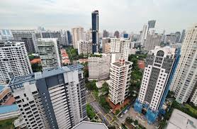 prices of completed private apartments condos flat in october