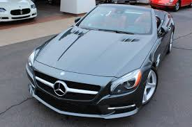 mercedes plaza motors 2014 mercedes sl550 sl550 tempe arizona plaza motors inc