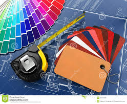 Tools For Interior Design by Tools For Architectural Design Stock Photos Image 17528123