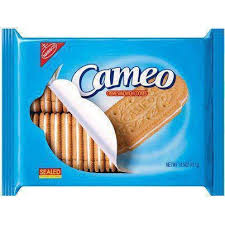 cameo cookies where to buy nabisco cameo creme sandwich cookies 14 5 oz pack of 2 buy
