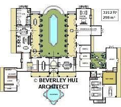 luxury home plans with pools h shaped floor plan h shaped house plans with pool in the middle