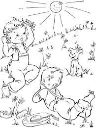 activity spring coloring pages kids kids coloring pages