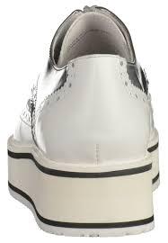 Holzhaus Kaufen Deutschland Bronx Overknee Bronx Damen Schnürschuhe Schnürer White Silver