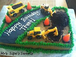 construction birthday cake construction birthday cakes best 25 construction birthday cakes
