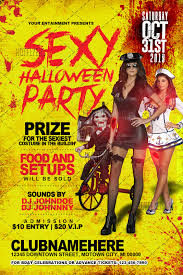 halloween psd flyer template hotflyers net blog
