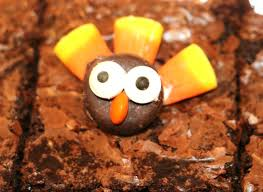 turkey brownies adorably easy thanksgiving dessert s bundle