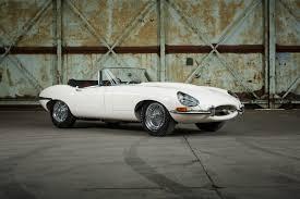 1961 jaguar e type roadster pendine historic cars