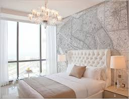 Eminent Interior Design by The Remarkable World Map Wallpaper Interior Design That Will