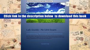audiobook mcsa cloud infrastructure lab guide 70 534 exam