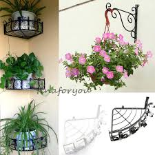 wall ideas flower pots in mijas royalty free stock photography