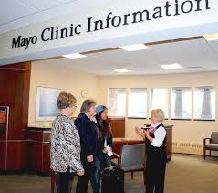mayo clinic help desk mayo clinic information rochester international airport