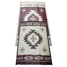 9 X 12 Outdoor Rug by Amazon Com Fireside Patio Mats Navajo Breeze Burgundy And Beige 9