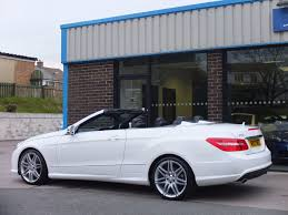 used mercedes convertible used mercedes benz e class e350 cdi blueefficiency 265 sport