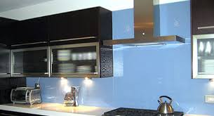 home backsplash glass