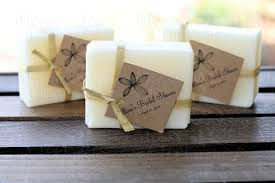 bridal shower soap favors eco friendly bridal shower favors mossy creek soap