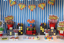superhero decoration ideas u2013 decoration image idea