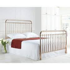 hospital style bedside table adelaide metal hospital style king size bed rose gold hospital style