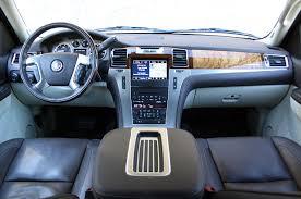 2012 Cadillac Escalade Interior Cadillac Escalade 2015 14