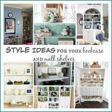craigslist ivory bookshelf makeover daily dose of style