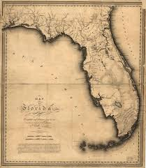 Southern United States Map by 1873 Antique Florida Map Georgia South Carolina Map Louisiana