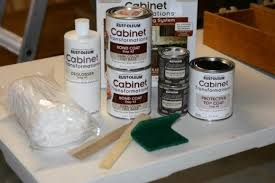 cabinet protective top coat how to paint cabinets using rustoleum cabinet transformations hubpages