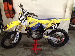 2003 suzuki rm 250 moto zombdrive com