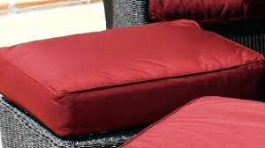 patio chair cushion slipcovers patio furniture slipcovers for cushions chair cushion makeover