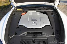 lexus vancouver hybrid review 2014 lexus ls 600hl with video the truth about cars