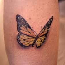 back monarch butterfly tattoos for monarch butterfly