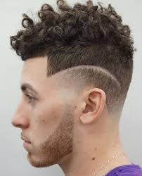 short hairstyle curly on top 45 best curly hairstyles and haircuts for men 2018