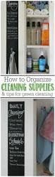 best 25 organize cleaning supplies ideas on pinterest