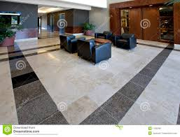 office lobby design ideas office lobby showing tile floor stock image image 11932461