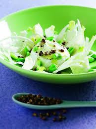 cuisiner du fenouil frais recette salade de chèvre frais et fenouil au poivre de setchouan