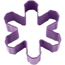 wilton snowflake cookie cutter set 7pc walmart
