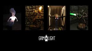grimlight tiny magnet controlled lights for miniatures by gl