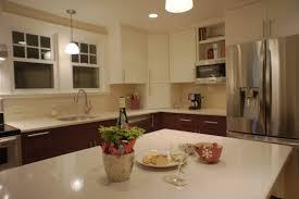 red glass tile backsplash painting cabinets dark different colors