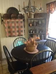 Pictures Of Primitive Decor Best 25 Primitive Dining Rooms Ideas On Pinterest Fox Farm