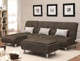 microfiber sectional sleeper sofa medium size of sleeper couch