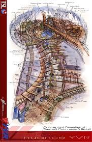 Jfk Terminal Map Jfk Terminal 4 Design Concept Jkf Iat Ny Corbel Architects