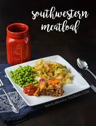 low carb southwestern meatloaf thm s put a kick in your