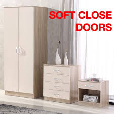 walnut bedroom furniture sets ebay