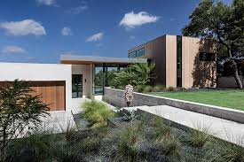 outdoor house dazzling house in austin texas lets the family enjoy an indoor
