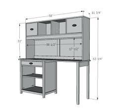 Computer Desk With Hutch Black Desk Cherry Wood Desk With Hutch Black Wooden Desk With Hutch