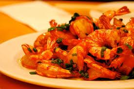 cuisiner crevette recette crevettes sautées au sel et au poivre recettes