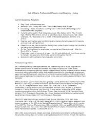 Baseball Resume Template Softball Coach Cover Letter Voucher Examiner Cover Letter Abortion